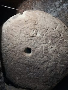 kota bawah tanah di Cappadocia