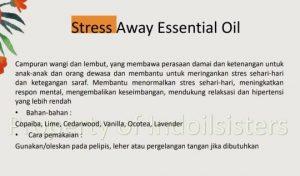 stress Away essensial oil