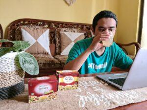 kerja dari rumah di Indonesia