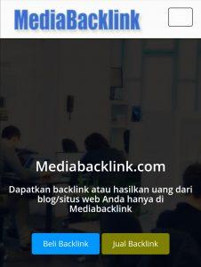 Jual backlink berkualitas