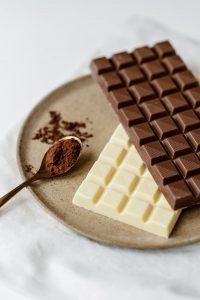 Cara membuat cokelat batangan