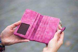 Cara membuat dompet dari kain