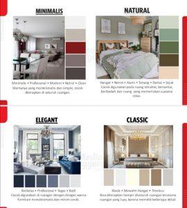 Inspirasi dekorasi rumah minimalis elegan