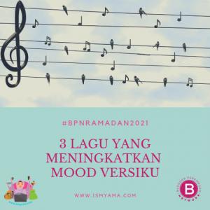 Lagu meningkatkan mood