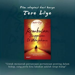 Novel best seller Indonesia