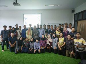 Workshop blog fakultas ilmu keolahragaan uny