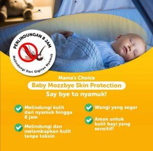 Anti nyamuk aman untuk bayi