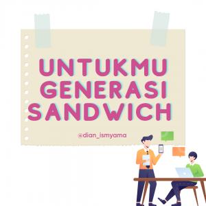 Cara mengatur keuangan generasi sandwich