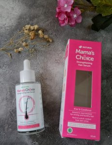 Mama's choice Strengthening Hair Serum