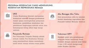 Program manajemen kebersihan menstruasi