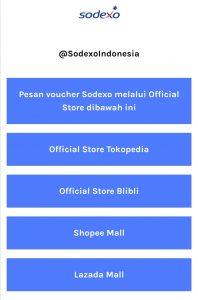 Pembelian voucher Sodexo