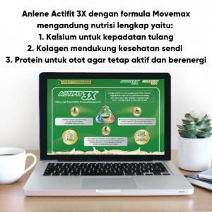 Anlene Actifit 3X