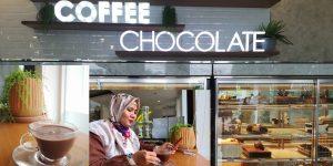 Dapur Cokelat oleh oleh cokelat
