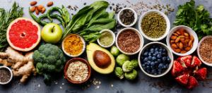 Nutrisi agar sehat sampai tua