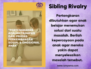 Teori sibling rivalry